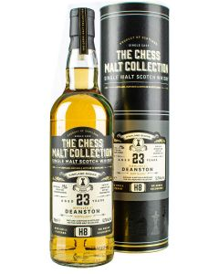 The Chess Malt Collection, Deanston 23 Y.O., 52,7% 70 cl.