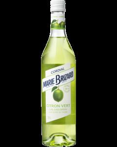 Marie Brizard, Citron Vert sirup, 70 cl.
