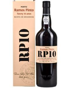 Ramos Pinto, RP 10 Years Tawny, 75 cl.