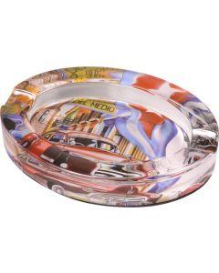 """Cigaraskebæger i glas Cuba Design """"Auto"""""""