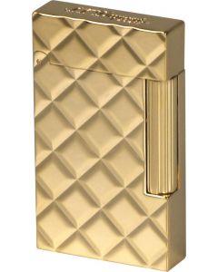 Dupont Slim Lighter Gold