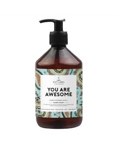 YOU ARE AWESOME, Hand Soap, The Gift Label, 500 ml.