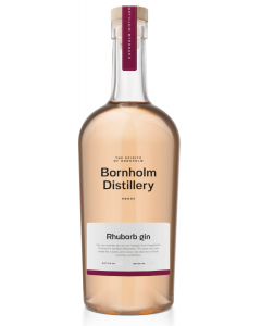 Bornholm Distillery, Rhubarb Gin, 40% 50 cl.