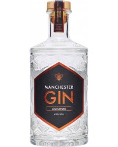 Manchester, Signature Dry Gin, 42% 50 cl.