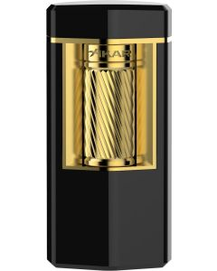 Xikar Meridian, Black/gold