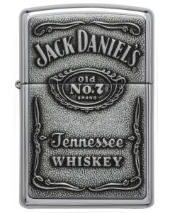 Zippo Jack Daniels Labl