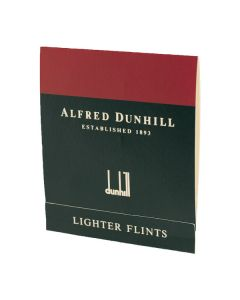Dunhill Large Size B Flints-Red