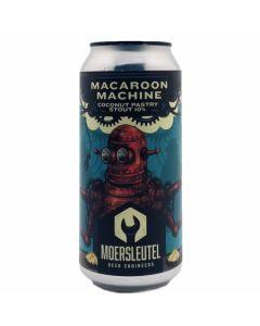 Moersleutel - Macaroon Machine 44 cl.