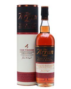 The Arran Malt, Amarone Cask Finish, 50% 70 cl.