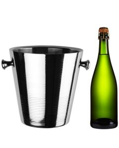 Champagne Coler double wall - 23 cm