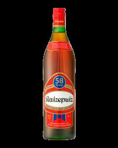 Ratzeputz, 58% 70 cl.