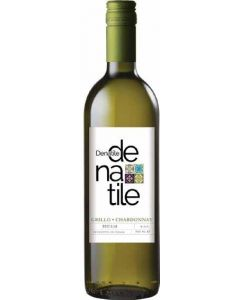 Denatile, Grillo/Chardonnay 2018, 75 cl.
