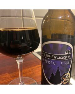 Det Lille Bryggeri - Barrel Aged Imperial Stout 2018 50 cl.