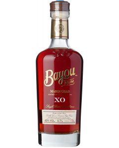 Bayou, Mardi Gras X.O., 40% 70 cl.