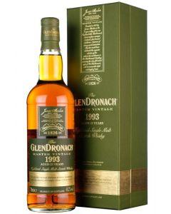 GlenDronach, 1993 - 25 Y.O. Master Vintage, 48,2% 70 cl.