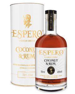 Ron Espero, Coconut & Rum, 40 % 70 cl.