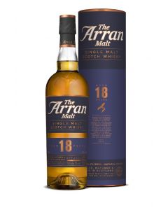 The Arran Malt, 18 Years Original, 70 cl. 46%