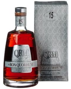 Quorhum 15 års, 70 cl. 40%