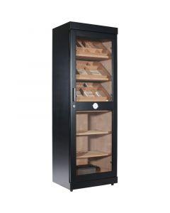 Adorini Roma Electronic Humidor Cabinet Black