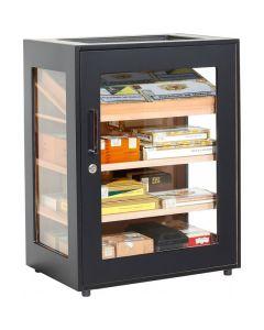 Adorini Salina Humidor Cabinet Black