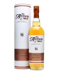 The Arran Malt, 16 Years 70 cl. 46 %
