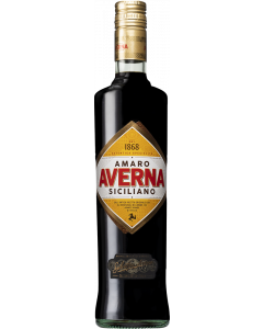Averna Bitter, 29%, 70 cl.