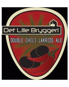 Det Lille Bryggeri - Double Chili Lakrids Ale 50 cl.