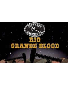Ugly Duck Brewing - Rio Grande blood Rum Ball Edition 33 cl.