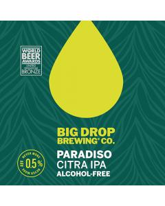 Big Drop - Paradiso 33 cl.