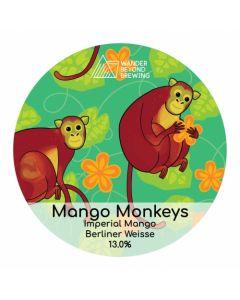 Wander Beyond - Mango Monkeys 44 cl.