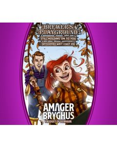 Amager Bryghus - Brewer´s Playground Still Holding on to You 44 cl.
