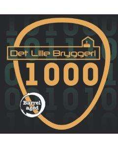 Det Lille Bryggeri - Barrel Aged Bryg 1000 50 cl.