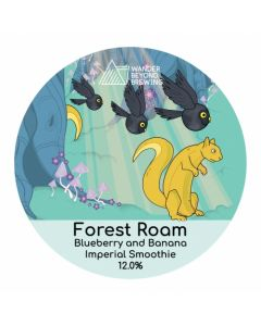 Wander Beyond - Forest Roam 44 cl.