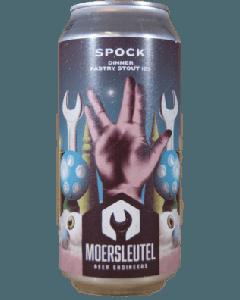 Moersleutel - Spock 44 cl.