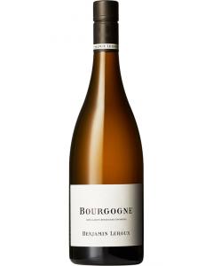 Benjamin Leroux, Bourgogne Blanc 2019, 75 cl.