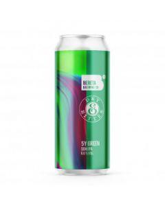 Bereta Brewing - 5 Green 44 cl.