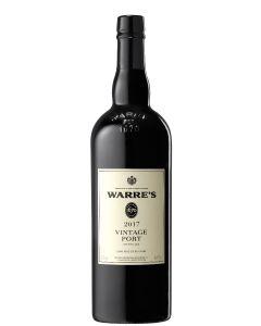 Warre's, Vintage 2017, 75 cl.
