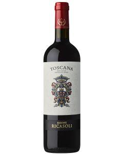 Ricasoli, Rosso Toscana IGT 2017, 75 cl.