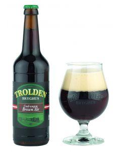 Trolden Coal-wagon Brown Ale 50 cl.