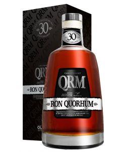 Quorhum 30 års, Cask Strength, 50% 70 cl.