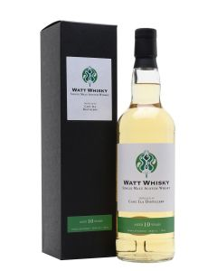 Watt Whisky, Caol Ila 10 Y.O., 58,2% 70 cl.