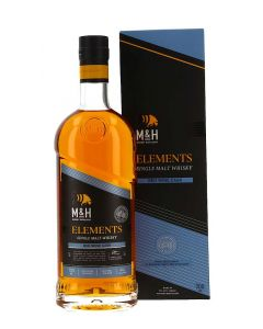 M&H Distillery, Elements Red Wine Cask, 46% 70 cl.