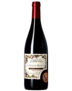 Ferrand, Côtes du Rhône Vieilles Vignes 2018, 75 cl.