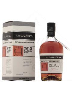 Diplomático, NO. 2 Batch Barbet Rum, 47% 70 cl.