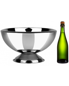 Champagne Bowle double wall - 43 cm