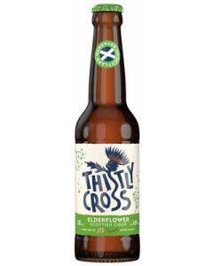 Thirstly Cross - Elderflower 33 cl.