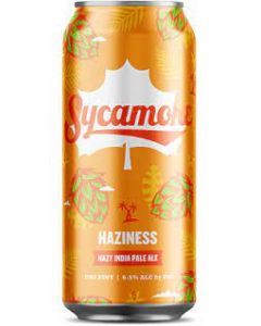 Sycamore - Haziness 47,3 cl.