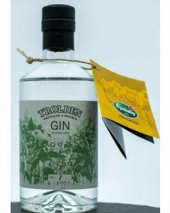 Trolden, Vejkants Gin, 40% 50 cl.