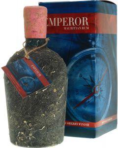 Emperor, Emperor Deep Blue Palo Cortado Finish, 40% 70 cl.