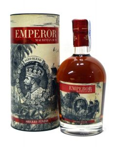 Emperor, Sherry Finish, 40% 70 cl.